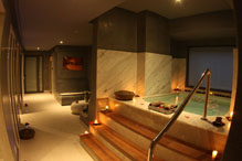 Spa and Jacuzzi